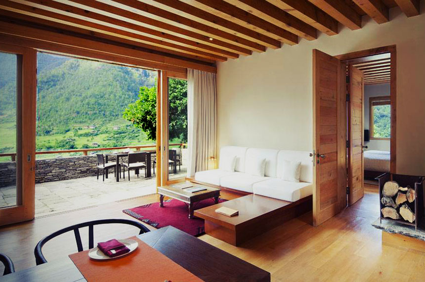 Designed By Bali Based Architect Cheong Yew Kuan With An Aesthetic