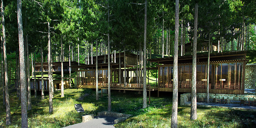 Six Senses Bhutan Forest Villas