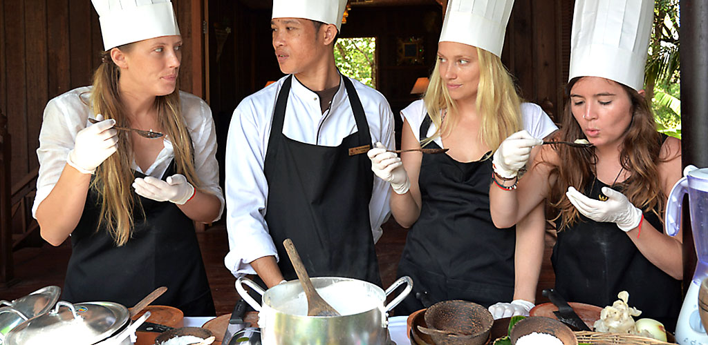 Cooking class in Siem Reap, Cambodia
