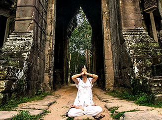 Angkor Yoga and meditation
