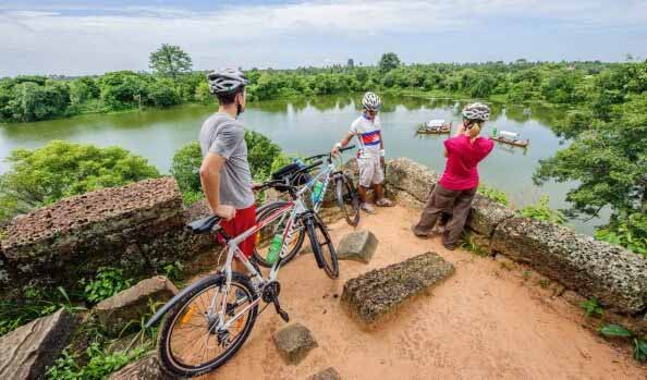 Cambodia Bicycle Tour