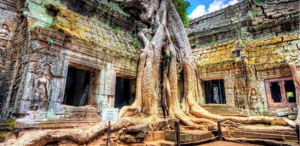 Angkor - Heart of an Asian Empir