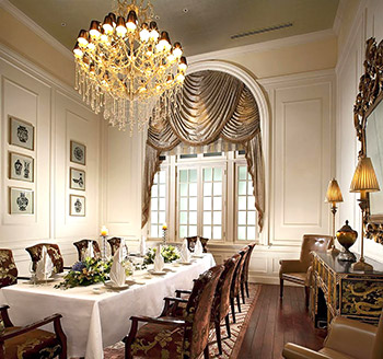 Raffles Beijing Private dining room
