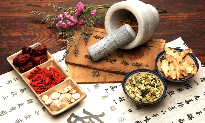 Chinese traditional medicine ingredients