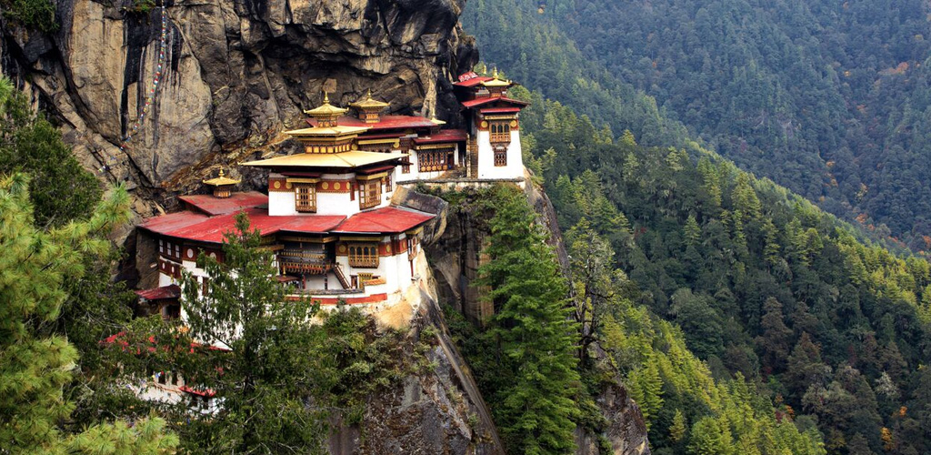 Explore bhutan the land of happiness