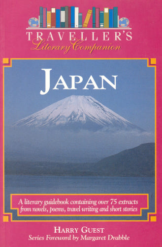 Japan, A Traveler's Literary Companion—edited by Jeffrey Angles