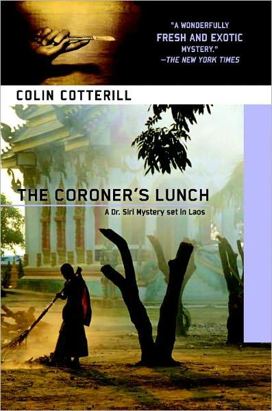 The Coroner's Lunch by Colin Cotteral