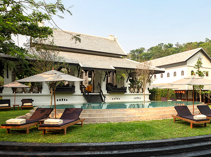 Laos indochina travel for Luxury hotels in laos