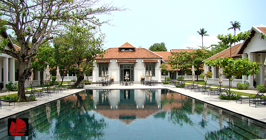 Laos and luang prabang luxury hotels for Luxury hotels in laos