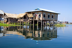 Inle Lake Home