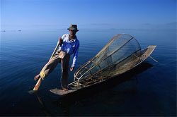 Inle Lake Rower
