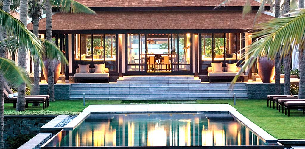 Four Season's Nam Hai Luxury Villa in Hoi An, Vietnam