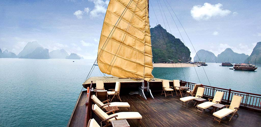 Halong Bay private charters