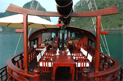Lagoon Explorer Halong Bay Tour Cabin