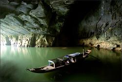 Phong Nga Cave