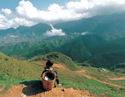 Hmong Hilltribe Sapa