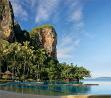 Thailand luxury resort in Krabi