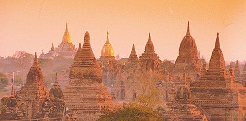 Yangon - Bagan - Mt. Popa - Salay - Mandalay - Pindaya - Inle Lake