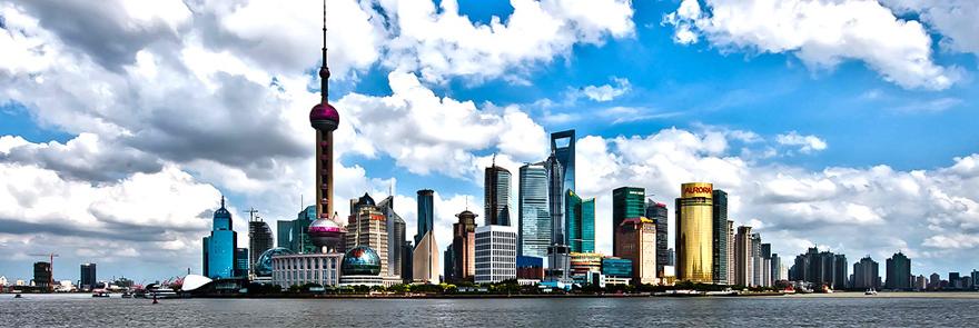 luxury china tour - Shanghai