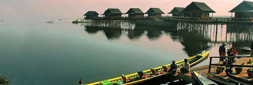Myanmar Inle Lake Tours