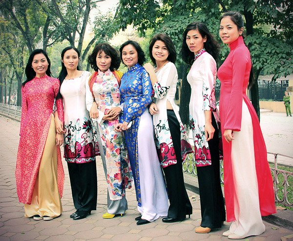 Hanoi Office Ladies